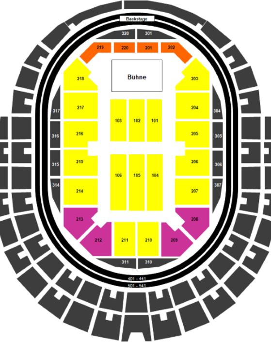 Köln Lanxess Arena Konzerte 2021
