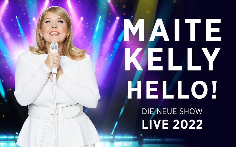 Maite Kelly 02 02 2022 Um 20 00 Uhr Lanxess Arena Koln