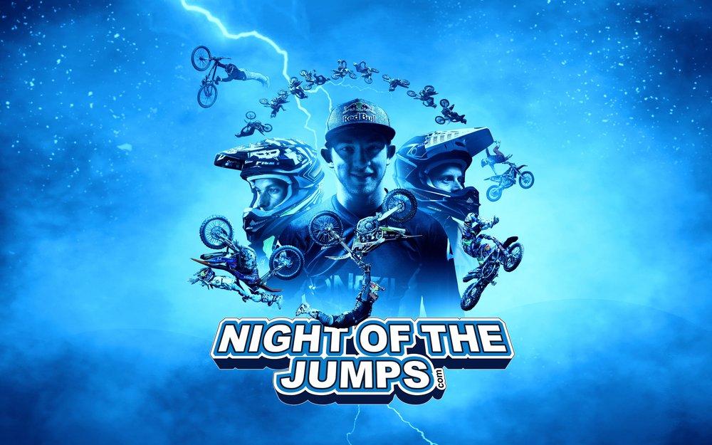 Night Of The Jumps 2021 Köln